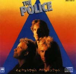The Police • Zenyatta Mondatta (LP)