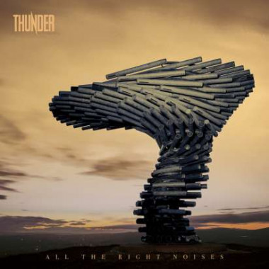 Thunder • All The Right Noises