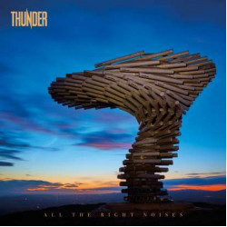 Thunder • All The Right Noises / Black Vinyl (2LP)