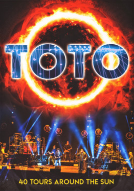 Toto • 40 Tours Around The Sun (BD)