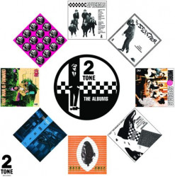 Výber • Two Tone 'the Albums' (8CD)