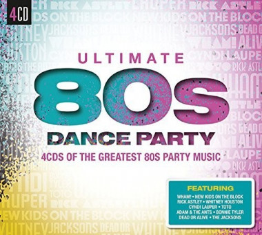 Výber • Ultimate... 80's Dance Party (4CD)