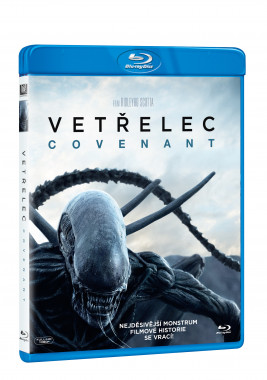 Vetřelec: Covenant (BD)