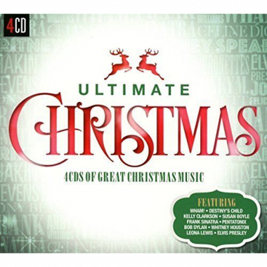Výber • Ultimate Christmas (4CD)