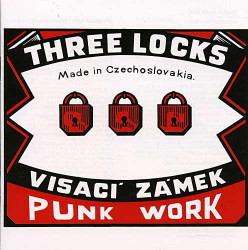 Visací zámek • Three Locks (LP)