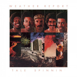 Weather Report • Tale Spinnin' (LP)
