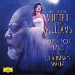 Williams John, Mutter Anne-Sophie, WPH • A Prayer For Peace (LP)