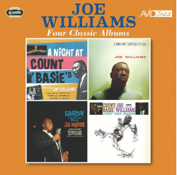 Williams Joe • Four Classic Albums (2CD)
