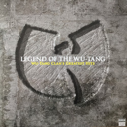 Wu-Tang Clan • Legend Of The Wu-Tang / Wu-Tang Clan's Greatest Hits (2LP)