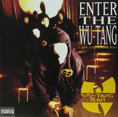 Wu-tang Clan • Enter The Wu-tang Clan / 36 Chambers (LP)
