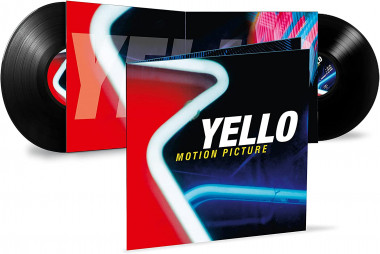 Yello • Motion Picture / Limited Edition (2LP)