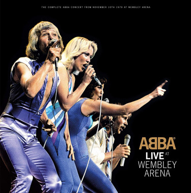 Abba • Live At Wembley Arena (3LP)