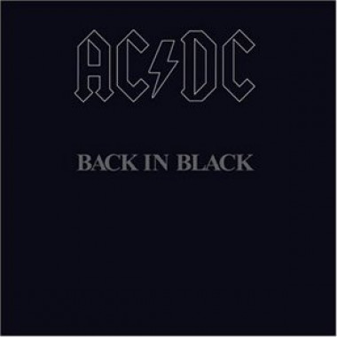 AC/DC • Back In Black (LP)