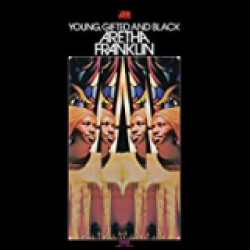 Franklin Aretha • Young, Gifted And Black (LP)