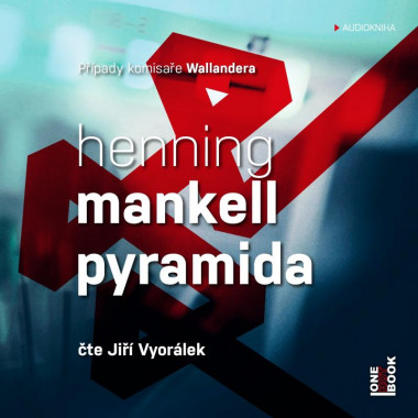 Audiokniha: Mankell Henning • Pyramida (CD-MP3)