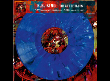 B. B. King • The Art Of Blues (LP)