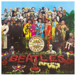 Beatles • Sgt. Pepper's Lonely Hearts Club Band (LP)