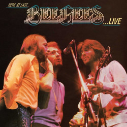 Bee Gees • Here At Last / Live (2LP)