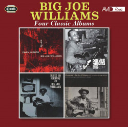 Big Joe Williams • Four Classic Albums (2CD)