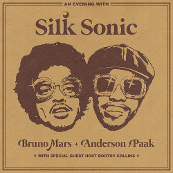 Silk Sonic (Bruno Mars & Anderson .Paak) • An Evening With Silk Sonic
