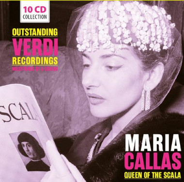 Callas Maria • Queen Of The Scala (10CD)