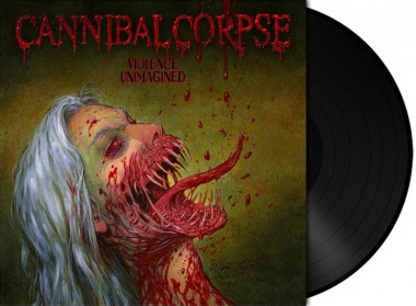Cannibal Corpse • Violence Unimagined (LP)