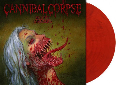 Cannibal Corpse • Violence Unimagined / Red Vinyl (LP)