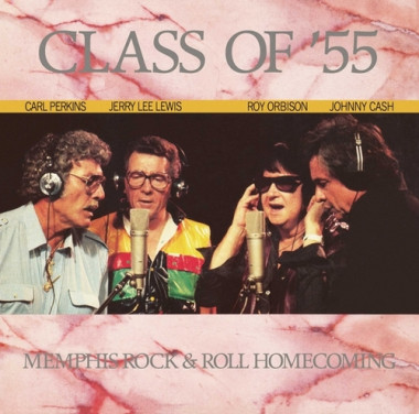 Orbison, Cash, Lewis, Perkins • Class Of '55: Memphis Rock (LP)