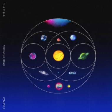 Coldplay • Music Of The Spheres (LP)