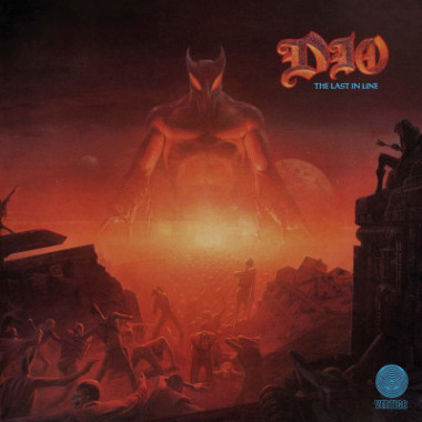 Dio • The Last In Line (LP)