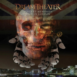 Dream Theater • Distant Memories / Live In London (3CD+2DVD)