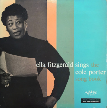 Fitzgerald Ella • Sings The Cole Porter Songbook (2LP)