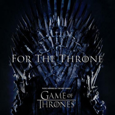 Hudba z filmu • For The Throne / Music Inspired By HBO Series (LP)