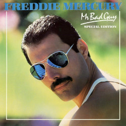 Mercury Freddie • Mr Bad Guy (LP)