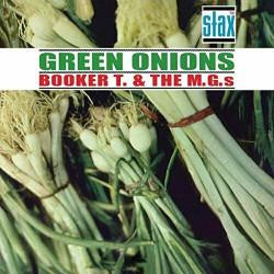 Booker T. & The MG's • Green Onions (LP)