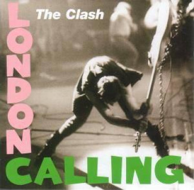Clash • London Calling / 40th Anniversary Edition / Special Sleeve (2LP)