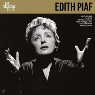 Piaf Edith • Les Chansons D'or (LP)