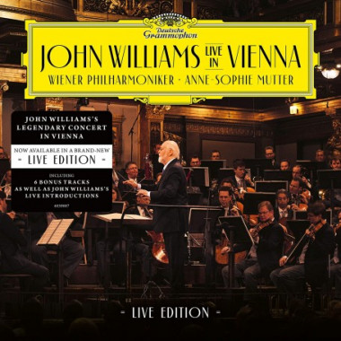 Mutter/Williams/WPH • John Williams In Vienna (2CD)