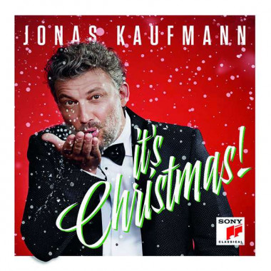 Kaufmann Jonas • It's Christmas! (2CD)