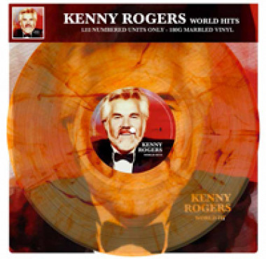 Rogers Kenny • World Hits (LP)