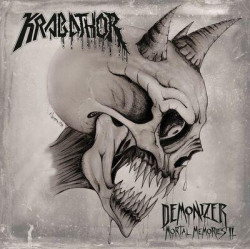 Krabathor • Demonizer / Mortal Memories II (3CD+DVD)