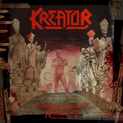 Kreator • Terrible Certainty (2CD)