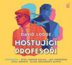 Audiokniha: Lodge David • Hostující profesoři (CD-MP3)