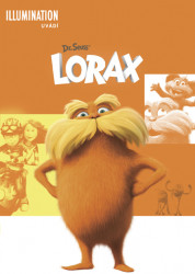 Lorax / Illumination Edice (DVD)