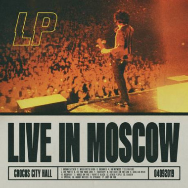 LP • Live In Moscow (LP)