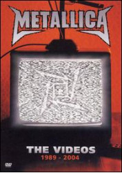 Metallica • The Videos 1989-2004 (DVD)