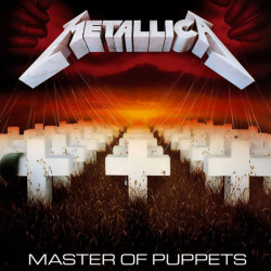Metallica • Master Of Puppets (LP)