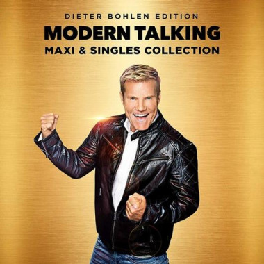Modern Talking • Maxi & Singles Collection