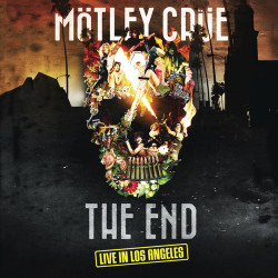 Mötley Crüe • The End / Live In Los Angeles (2LP+DVD)