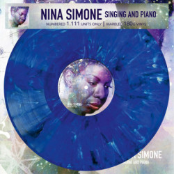 Simone Nina • Singing And Piano (LP)